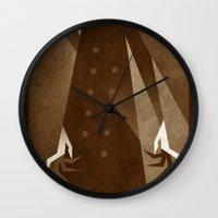 Nosferatu 1922 Wall Clock