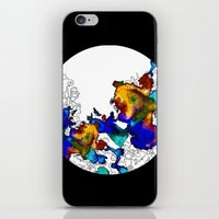 Pasta Illustration iPhone & iPod Skin