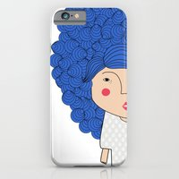 Mss Blue iPhone 6 Slim Case
