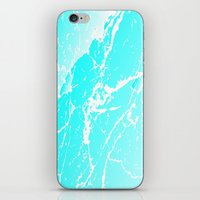 Cracked Ice iPhone & iPod Skin