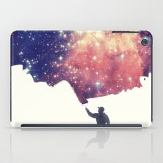Painting the universe iPad Case