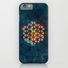The Flower of Life Symbol Slim Case iPhone 6s