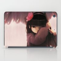 Rainy days iPad Case