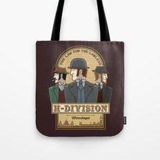 H-Division  Tote Bag