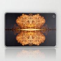 Quad Tree #5 Laptop & iPad Skin