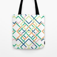 Villages Tote Bag