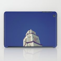 Santorini Churches III iPad Case