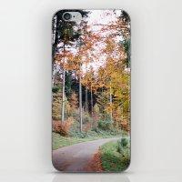 SWISS TRAIL iPhone & iPod Skin