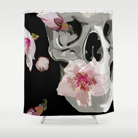 """Spring"" Shower Curtain"