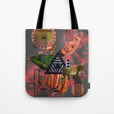 What Went Before Part 2 Tote Bag