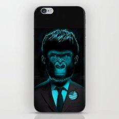Monkey Suit II iPhone & iPod Skin