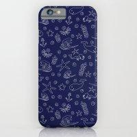 Deep Sea Life iPhone 6 Slim Case