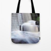 Top Waterfall Tote Bag