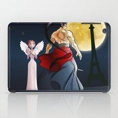monster in Paris iPad Case