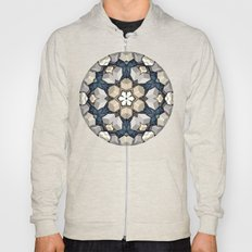 Abstract 3D Cubes Mandala Hoody