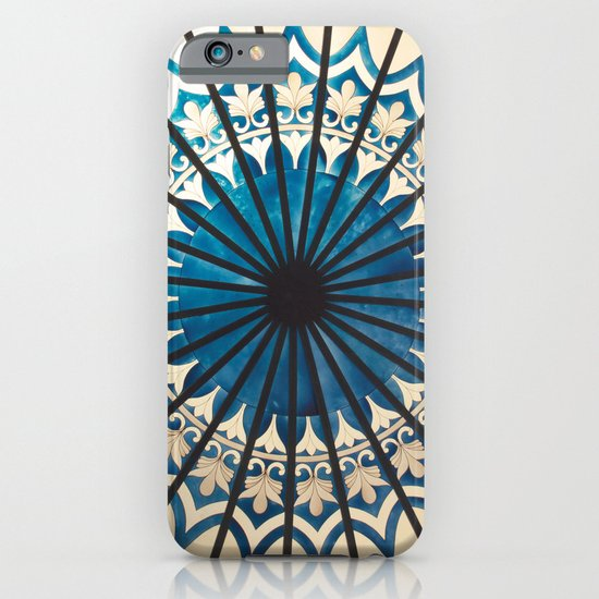 Blue orient  iPhone & iPod Case