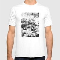 Thicket Mens Fitted Tee White SMALL
