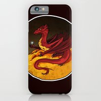 Smaug the Golden iPhone 6 Slim Case