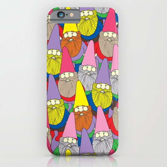Mister Gnome iPhone & iPod Case