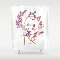 Botanical 1 Shower Curtain
