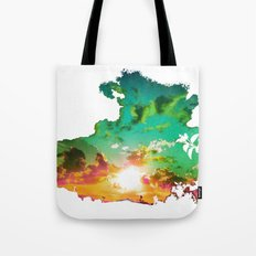 A Cut out of Life Tote Bag