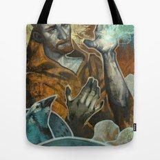 Saint Francis Revisited Tote Bag