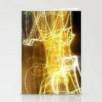 Light Photography Stationery Cards