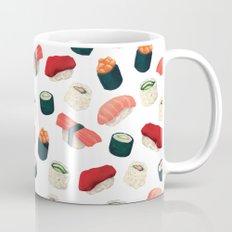 Sushi Pattern Mug