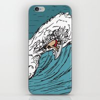 Surf Series | CJ iPhone & iPod Skin