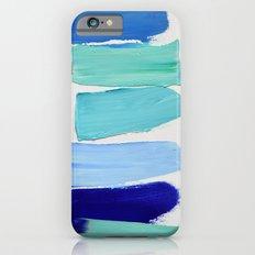 Ocean Blues iPhone 6 Slim Case