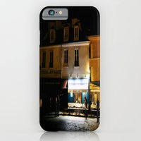 iPhone & iPod Case featuring Montmartre Paris by Theresia Pauls