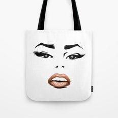Bombshell Series: Sex - Sophia Loren Tote Bag