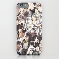ONE DIRECTION LOUIS TOMLINSON - COLLAGE1 iPhone 6 Slim Case