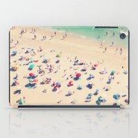 beach love - Nazare iPad Case