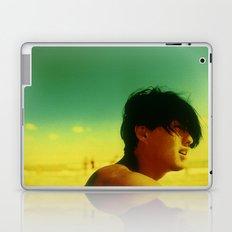 Asian Green and Yellow Laptop & iPad Skin