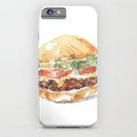 A burger iPhone 6 Slim Case