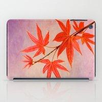 Japanese Maple  iPad Case