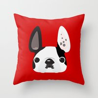 This Is Waffles Throw Pillow