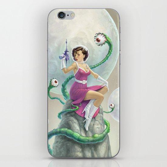 Astro Babe iPhone & iPod Skin