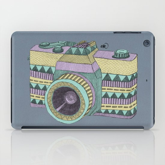 Another Point of View iPad Case