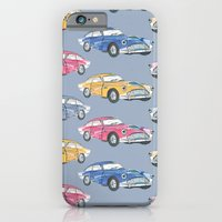 iPhone & iPod Case featuring Vintage cars by Laura Irwin Art