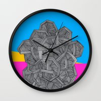 - marseille - Wall Clock