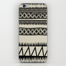 MALOU ZEBRA iPhone & iPod Skin