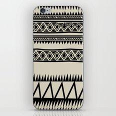 MALOU ZEBRA iPhone & iPod Skin