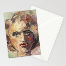the unknowing Stationery Cards