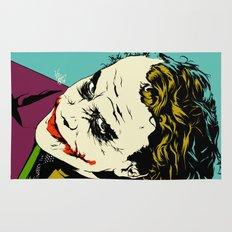 Joker So Serious Rug