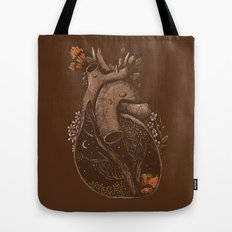 In the Heart of the Woods Tote Bag