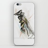 Drift Contemporary Dance Two iPhone & iPod Skin
