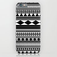 iPhone & iPod Case featuring Tribal #5 by haleyivers