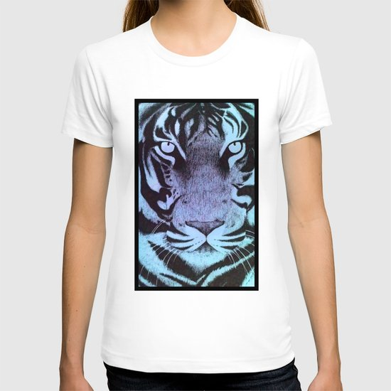 Be a Tiger (Blue) T-shirt